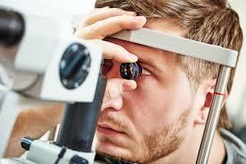 retina examination